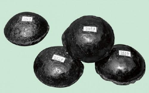 Briquette carbon electrode paste